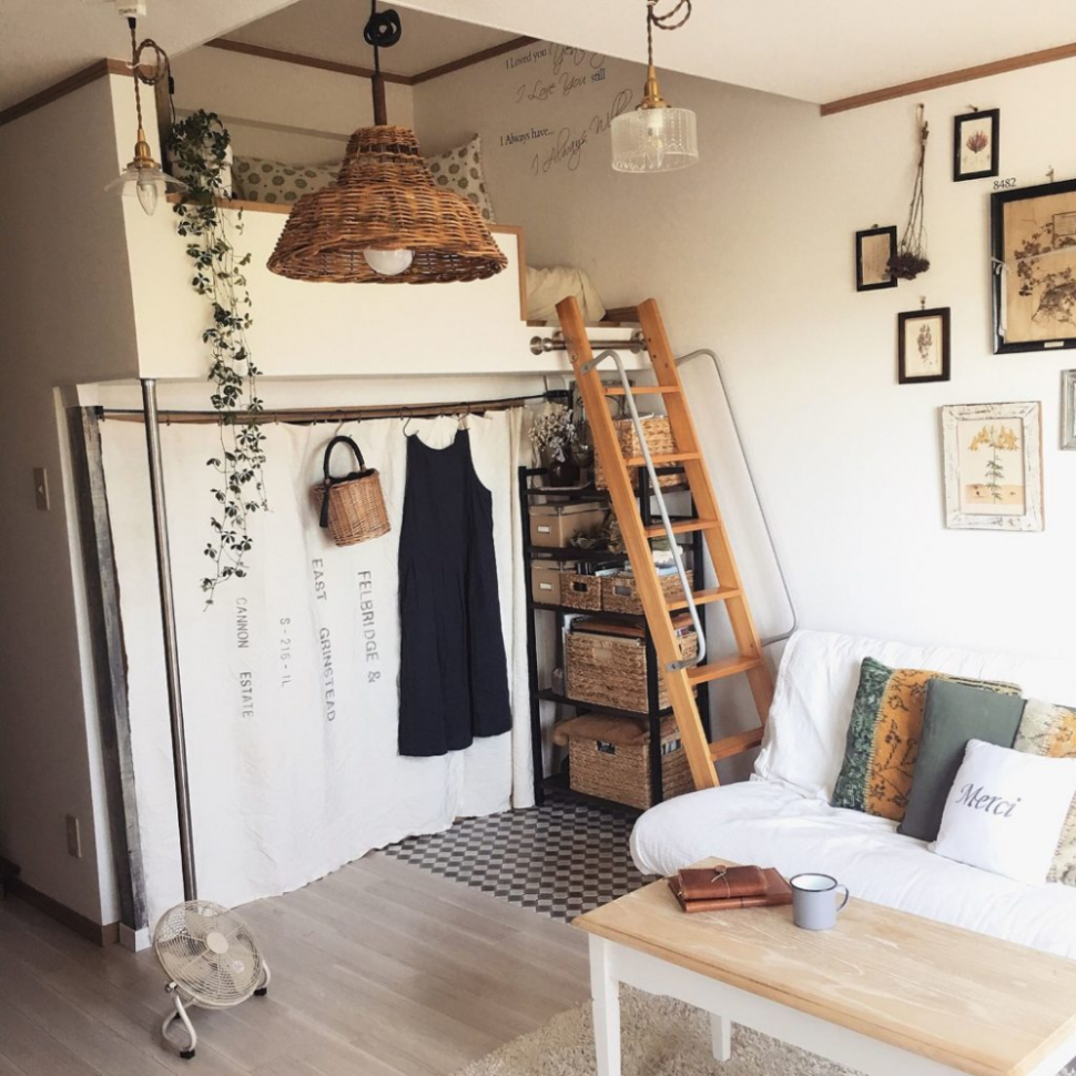 12 Simple Ideas for Decorating a Small Japanese Apartment - Blog in  - Small Apartment Japanese Design