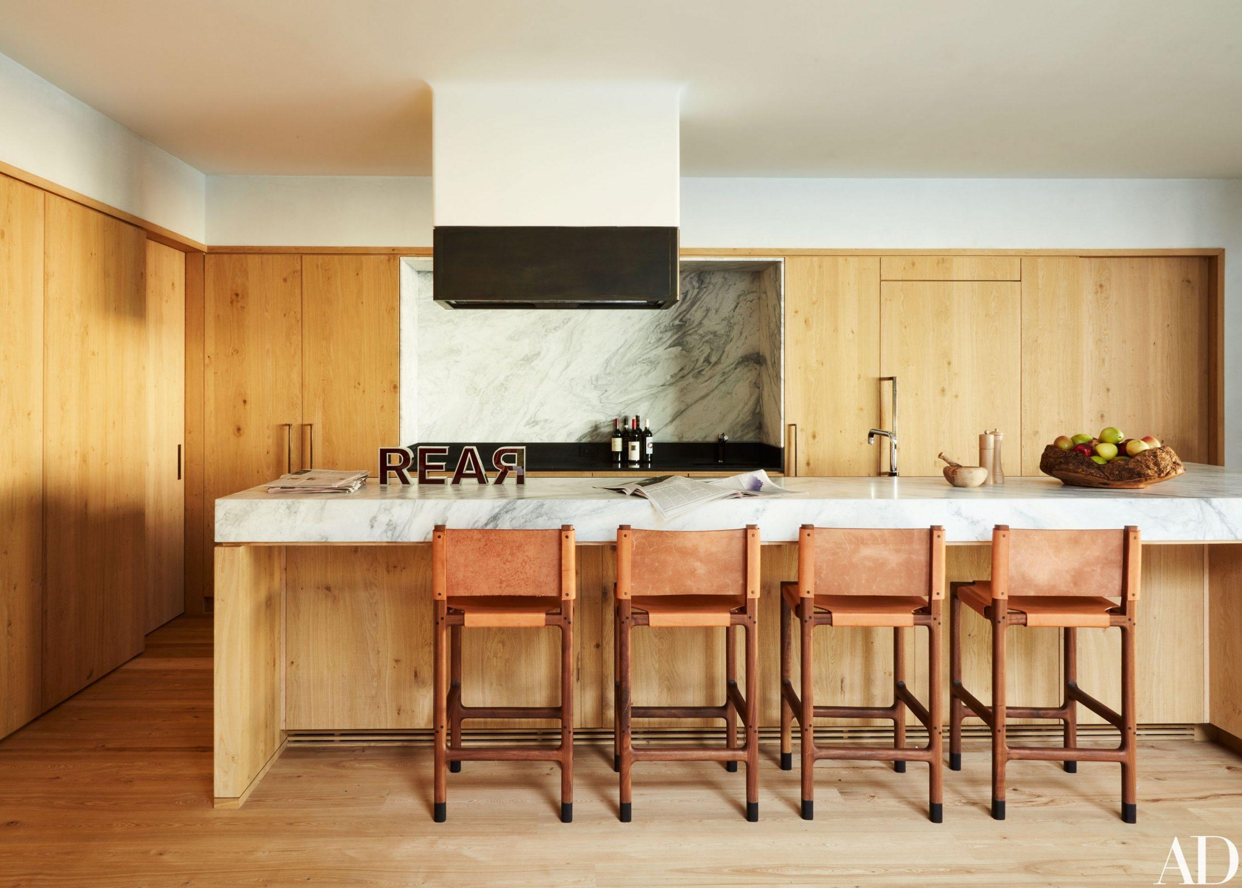 12 Sleek & Inspiring Contemporary Kitchen Design Ideas  - Apartment Kitchen Design Sydney