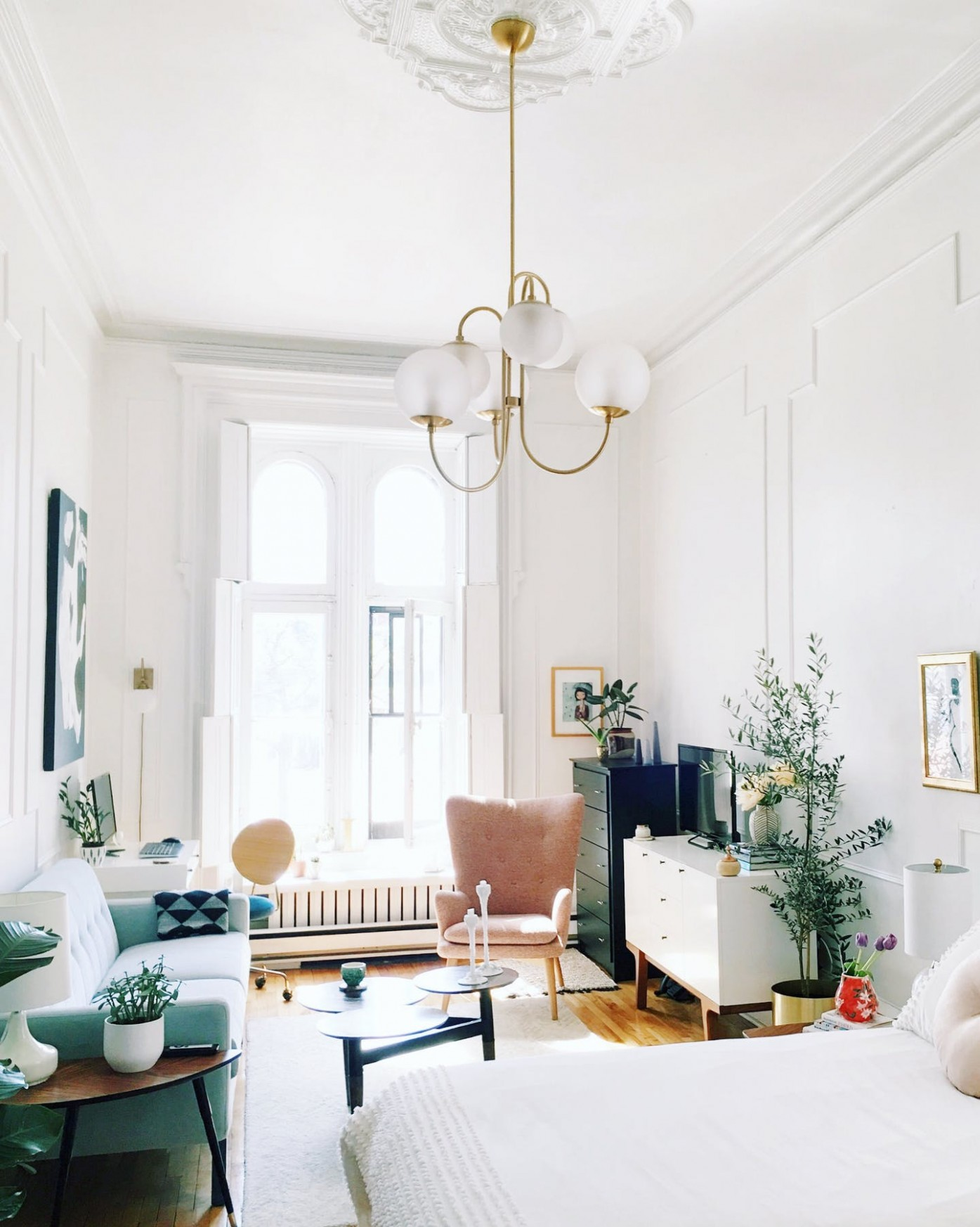 12 Small Apartment Decor Tips To Make The Most of Your Space  - Small Apartment Decor Ideas
