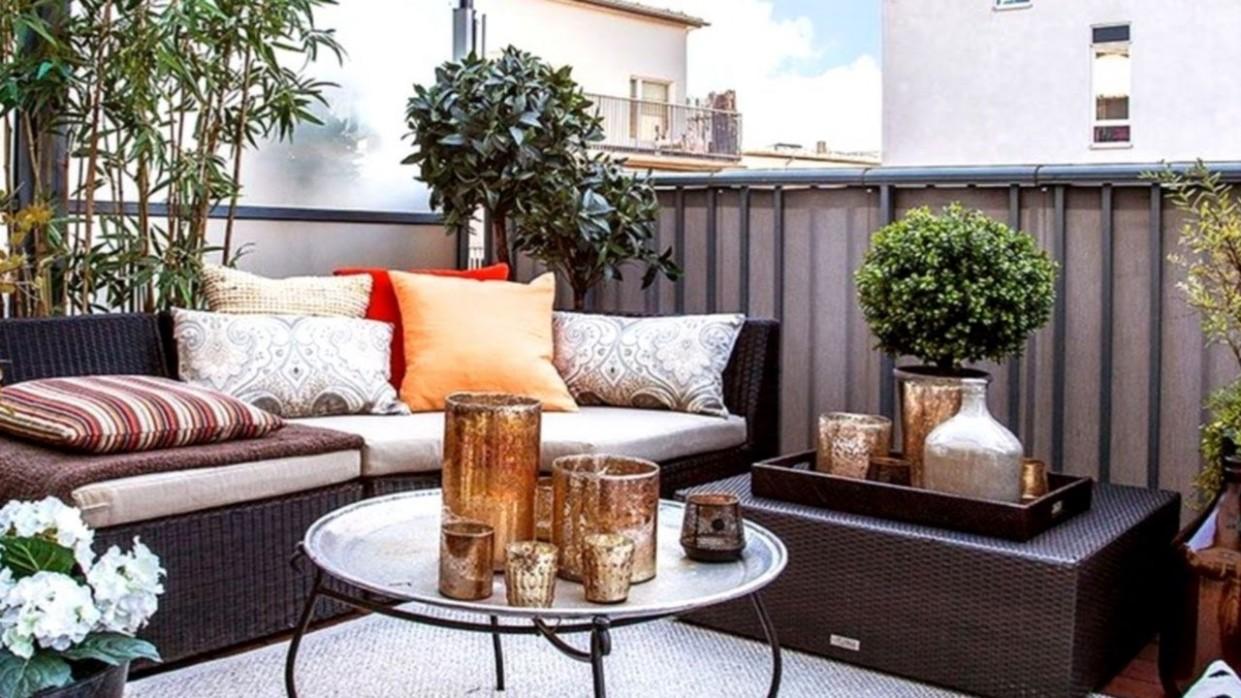 12+ Small Balcony Decorating Ideas, Cozy Balconies Budget Ideas  Part 12 - Apartment Balcony Ideas On A Budget