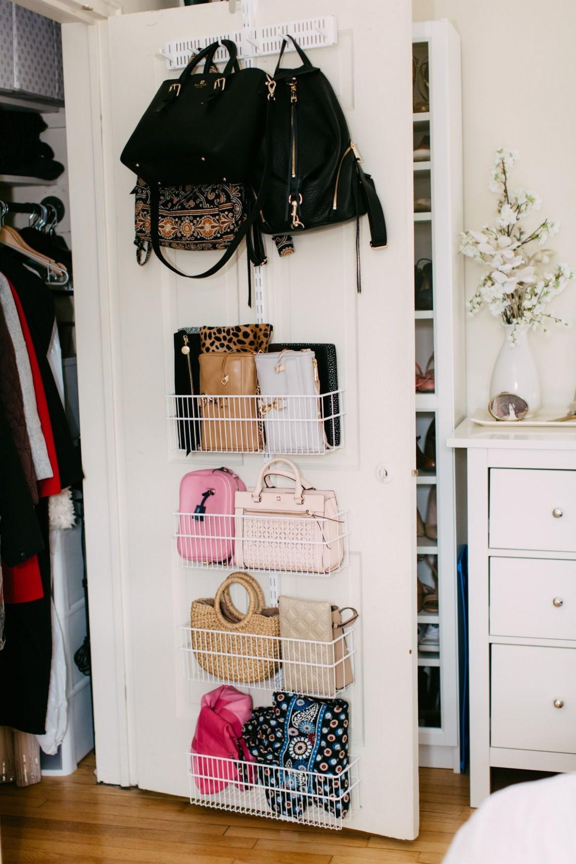 12 Small Bedroom Storage Ideas - DIY Storage Ideas for Small Rooms - Closet Ideas For Small Bedrooms
