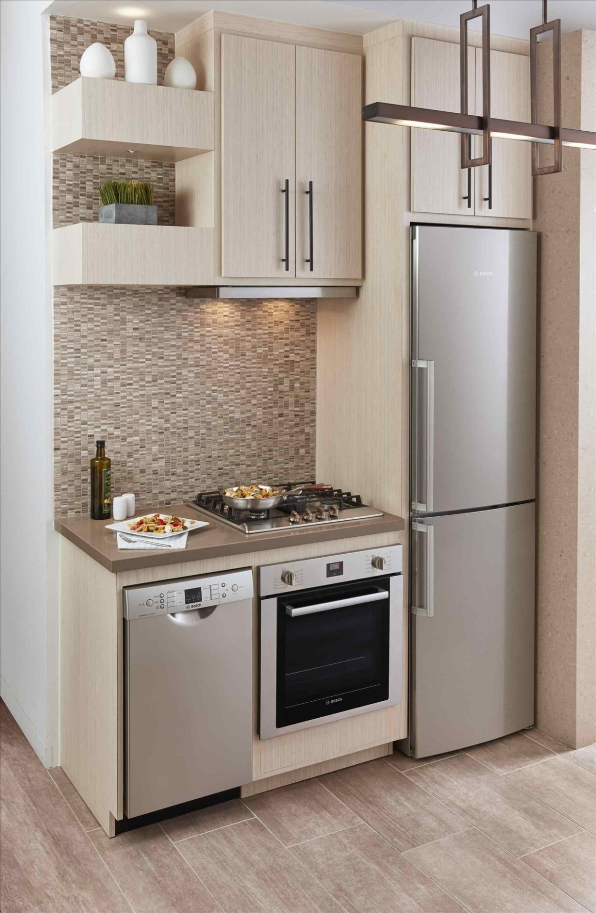 12 Splendid Small Kitchens And Ideas You Can Use From Them - Bedroom Kitchenette Ideas