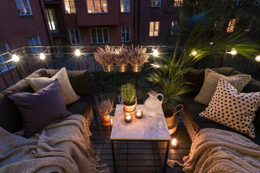 12+ Stylish Apartment Balcony Decorating Ideas On A Budget - COODECOR - Apartment Balcony Ideas On A Budget