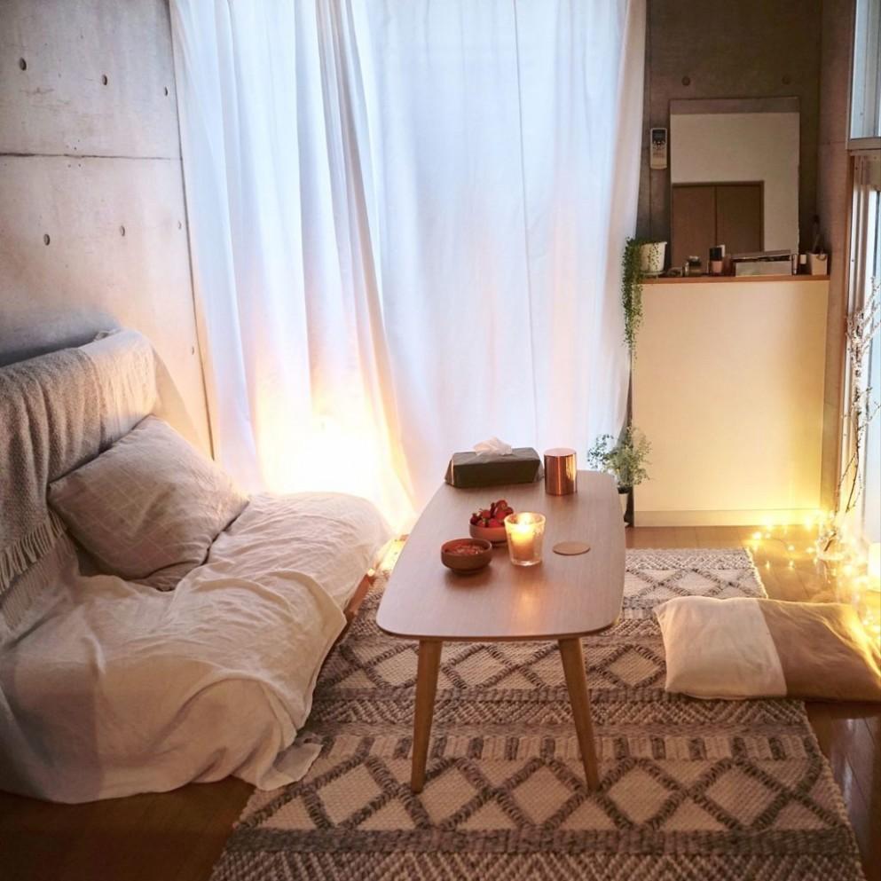 12 Stylish Decorating Ideas for a Japanese Studio Apartment - Blog - Small Apartment Japanese Design
