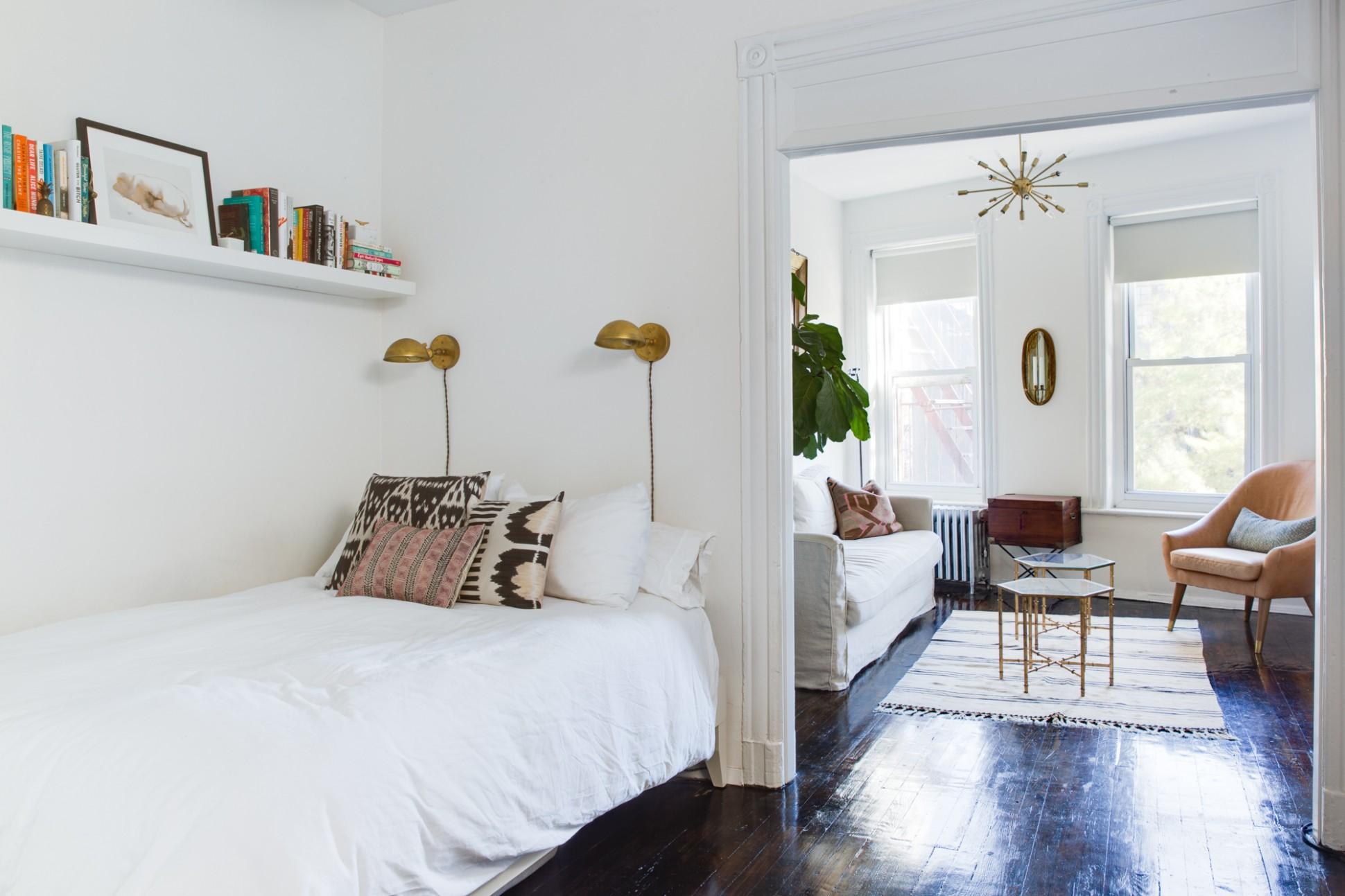 12 Stylish Master Bedroom Decorating Ideas  Apartment Therapy - Bedroom Ideas Apartment Therapy