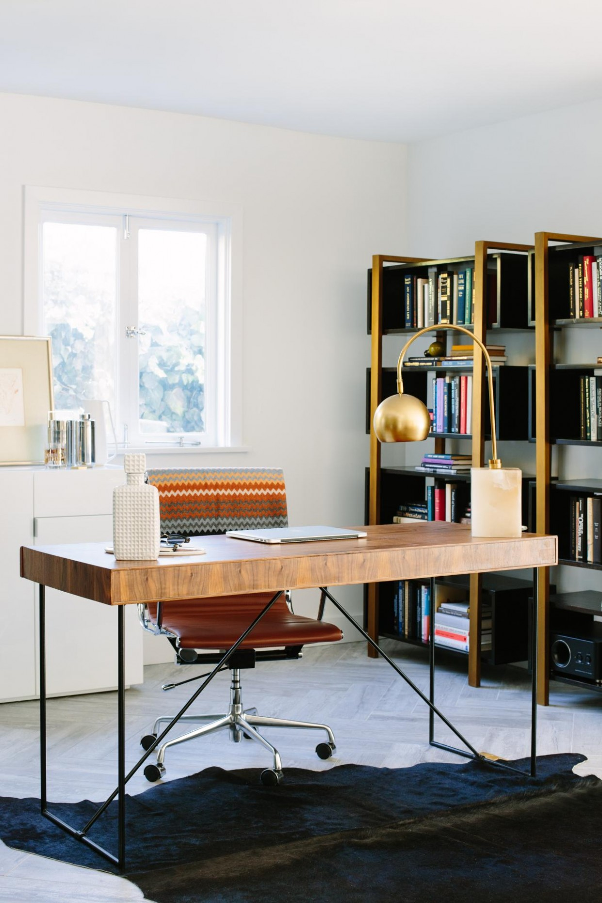 12 Tips for Designing Your Home Office  HGTV - Home Office Design Ideas 2021