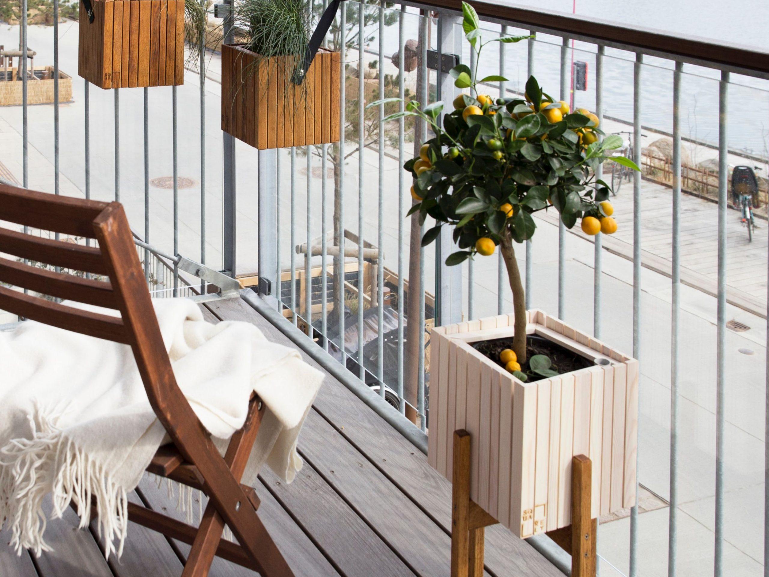 12 Ways to Maximize Your Small Balcony Space - Balcony Ideas For Apartments