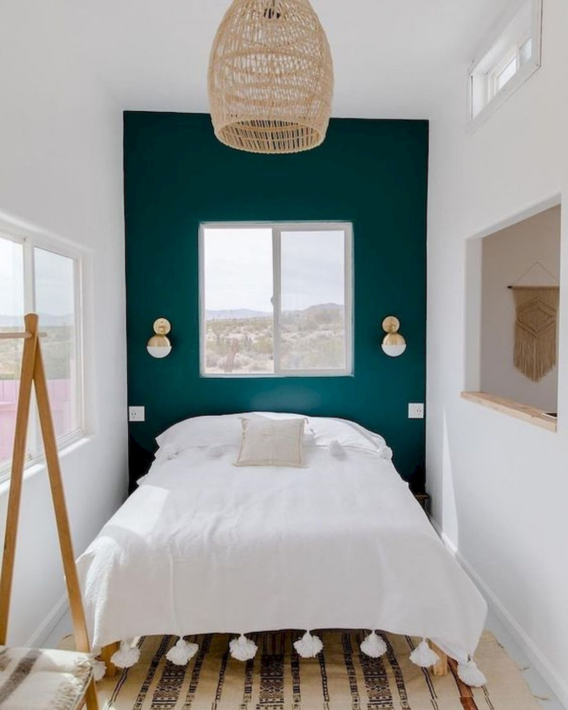 12 Wonderful Small Apartment Bedroom Design Ideas and Decor  - Bedroom Ideas Apartment