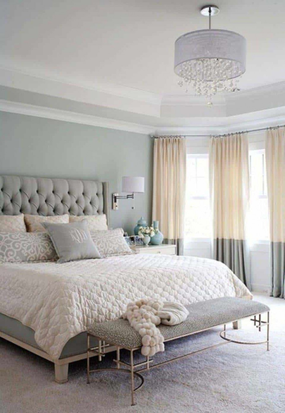 8 Absolutely stunning master bedroom color scheme ideas - Bedroom Ideas Colours