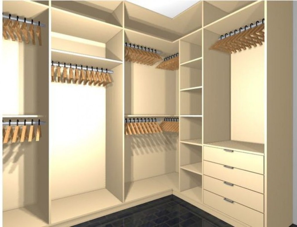 8 Amazing Bedroom Closet Design Ideas (With images)  Closet  - Closet Ideas For Master Bedroom