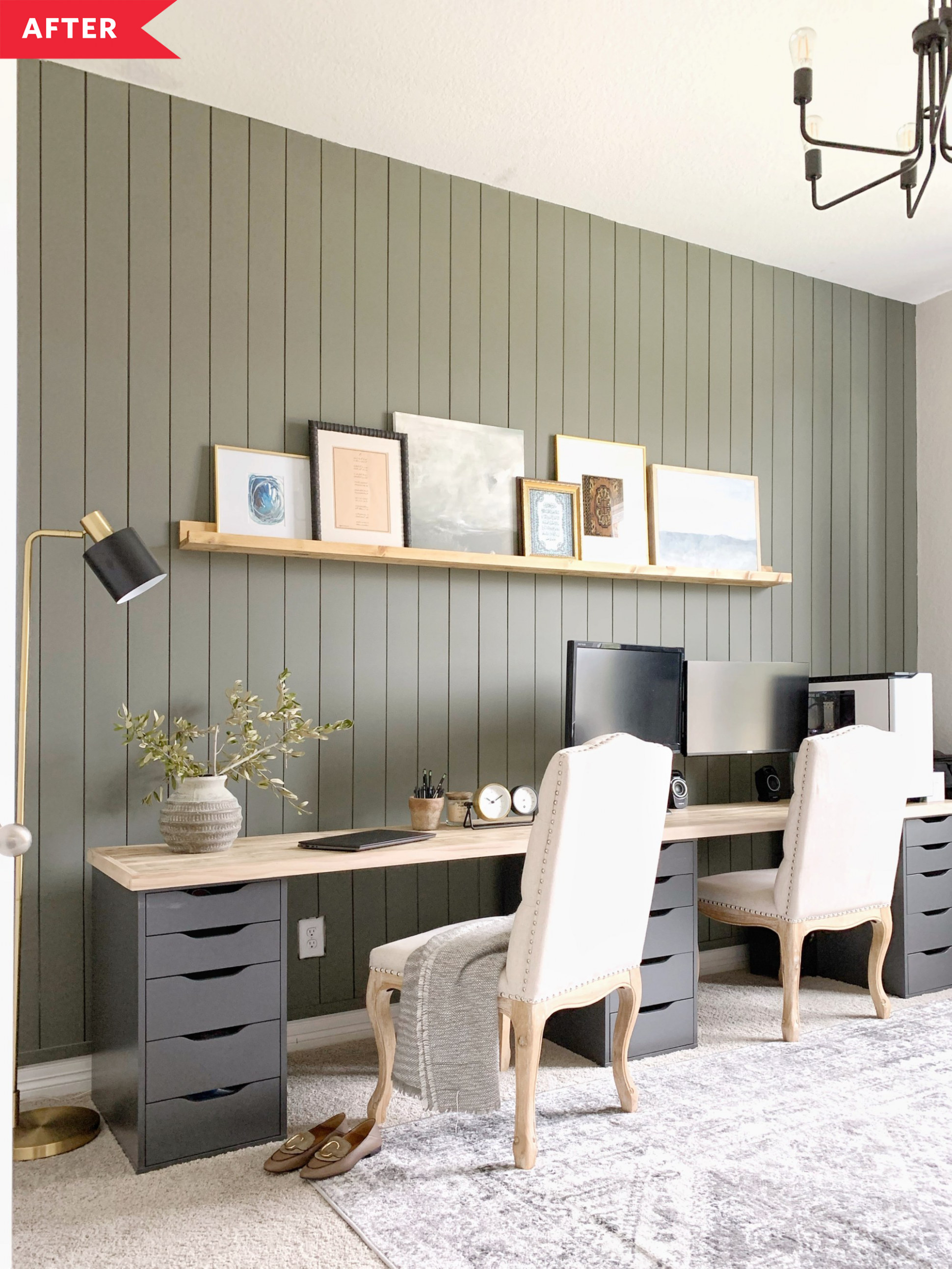 8 Best Home Office Redos - Cool Home Office Makeover Ideas  - Home Office Redo Ideas