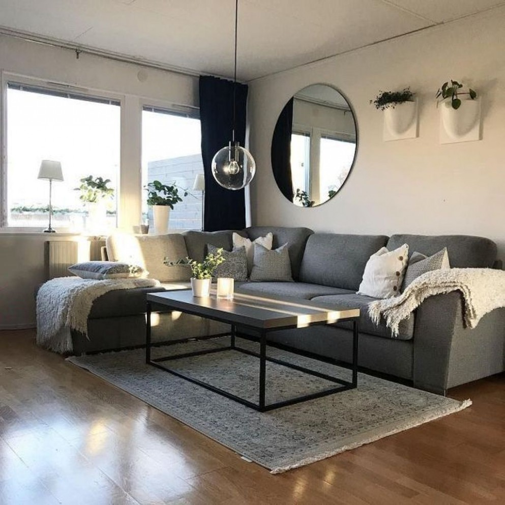8+ Best Living Room Apartment Decorating Ideas To Try  Modern  - Apartment Decorating Ideas Modern