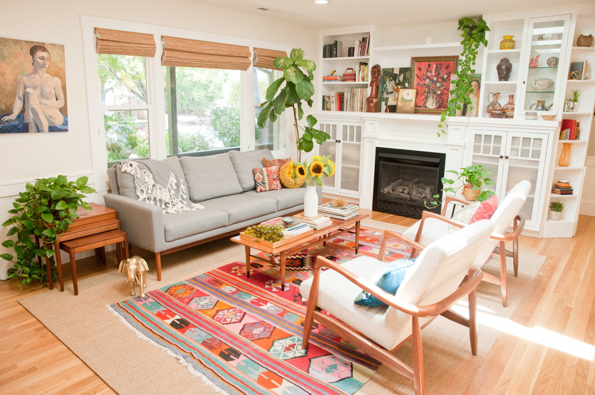 8 Best Living Room Decor Ideas - How to Decorate a Living Room  - Living Room Ideas Apartment Therapy