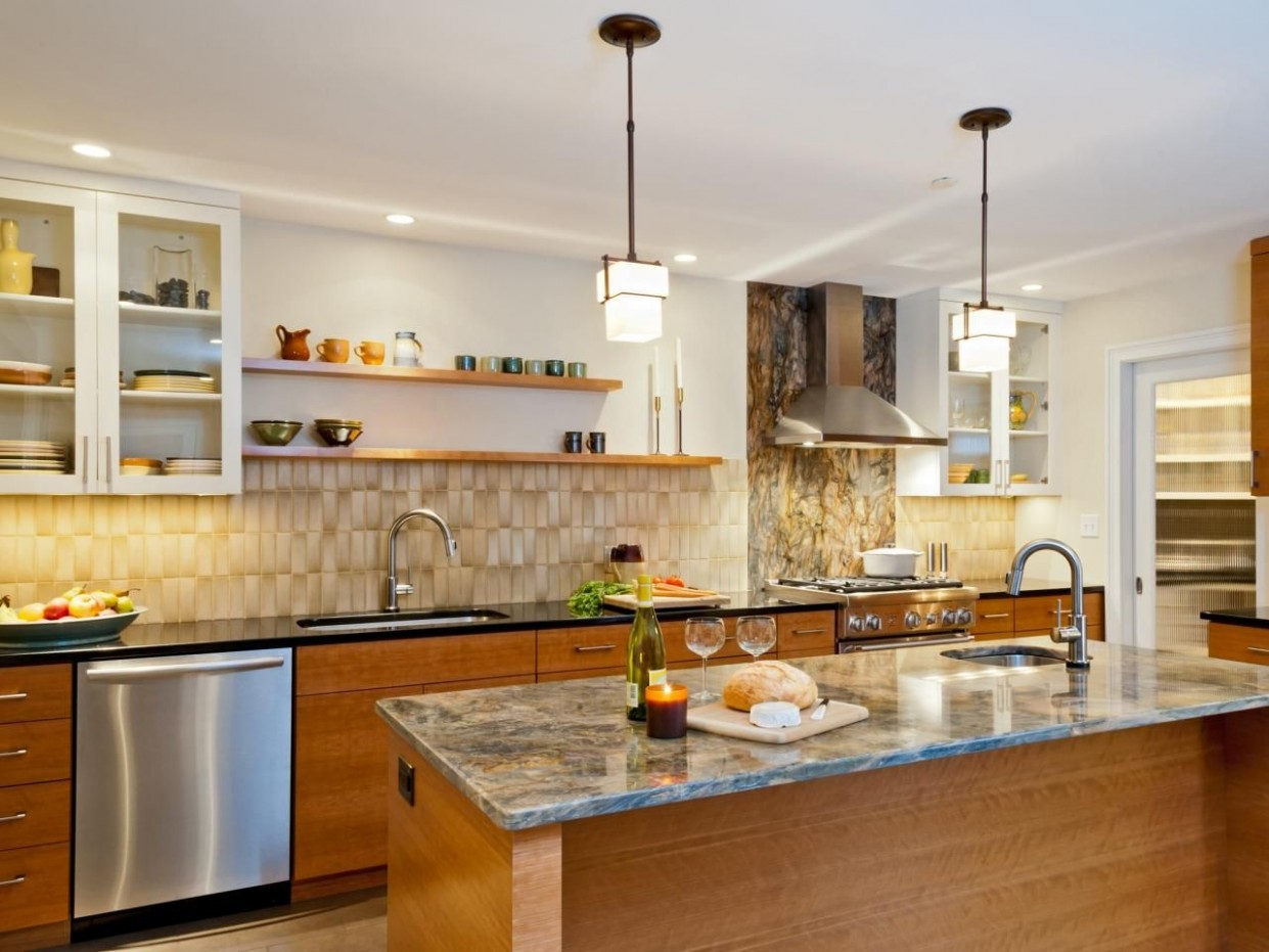 8+ Design Ideas for Kitchens Without Upper Cabinets  Kitchens  - Kitchen Design Without Cabinets