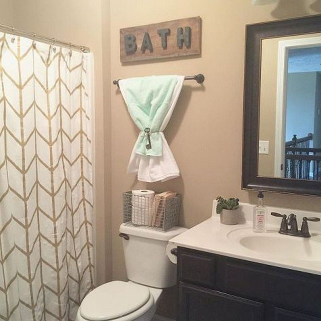 8 DIY Apartment Decorating Ideas on a Budget https://www  - Apartment Bathroom Decorating Ideas On A Budget