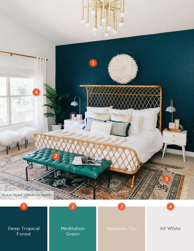8 Dreamy Bedroom Color Schemes  Shutterfly - Bedroom Ideas Colours
