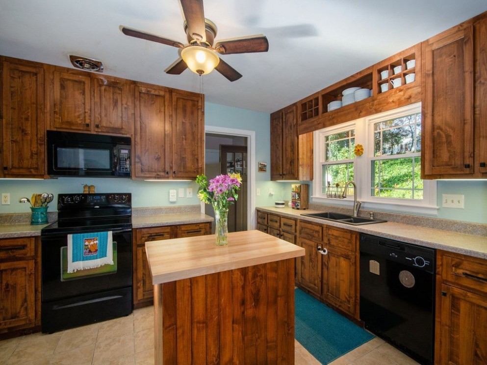 8 E Marshall Street in Waynesville, NC - MLS# 8 - One  - Kitchen Cabinets Waynesville Nc