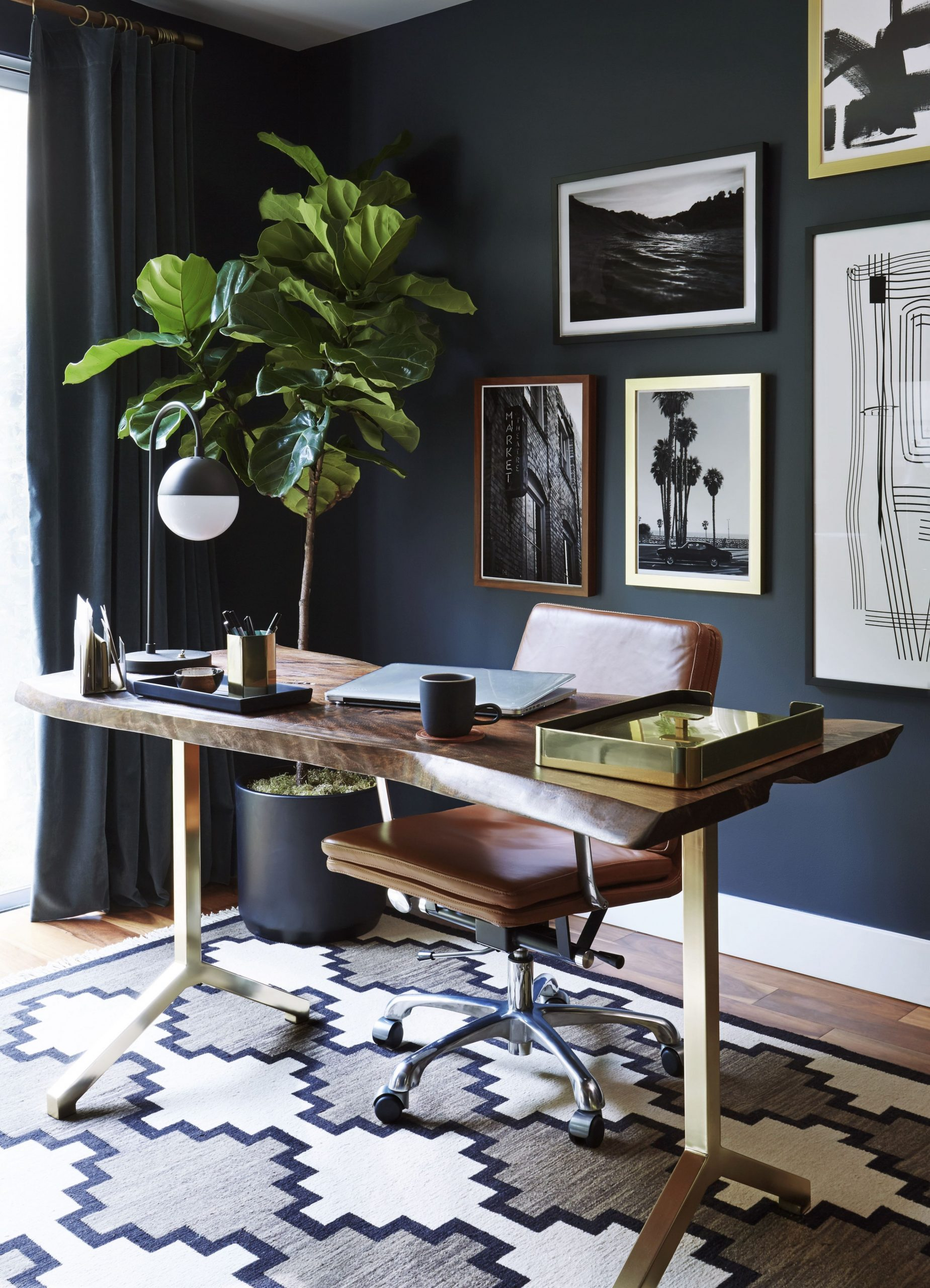 8 Feng Shui Home Office Design Ideas - Home Office Location Ideas