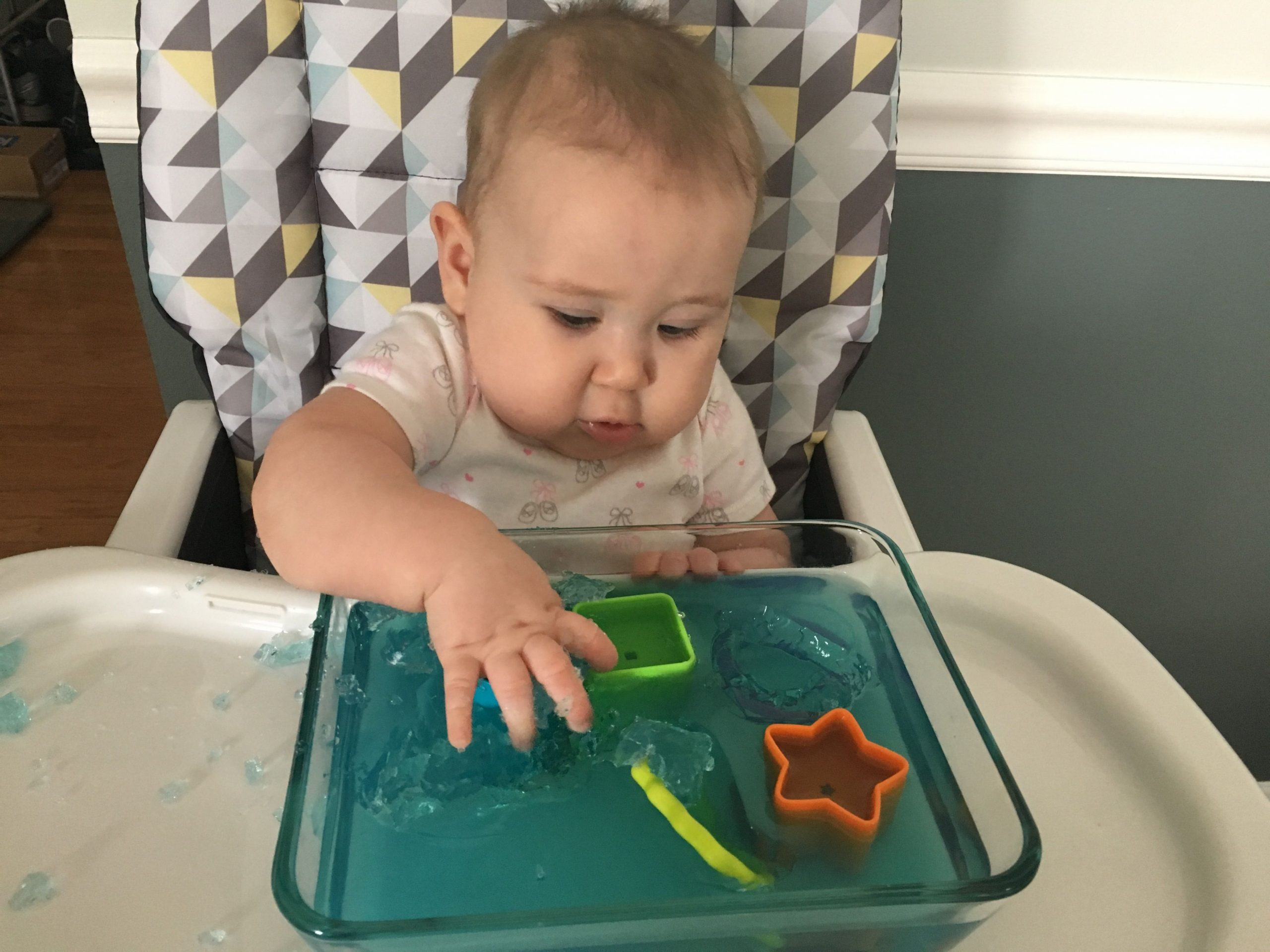 8 Fun Activities To Do With Your 8 Month Old - Life as Mama Bear  - Baby Room Activity Ideas