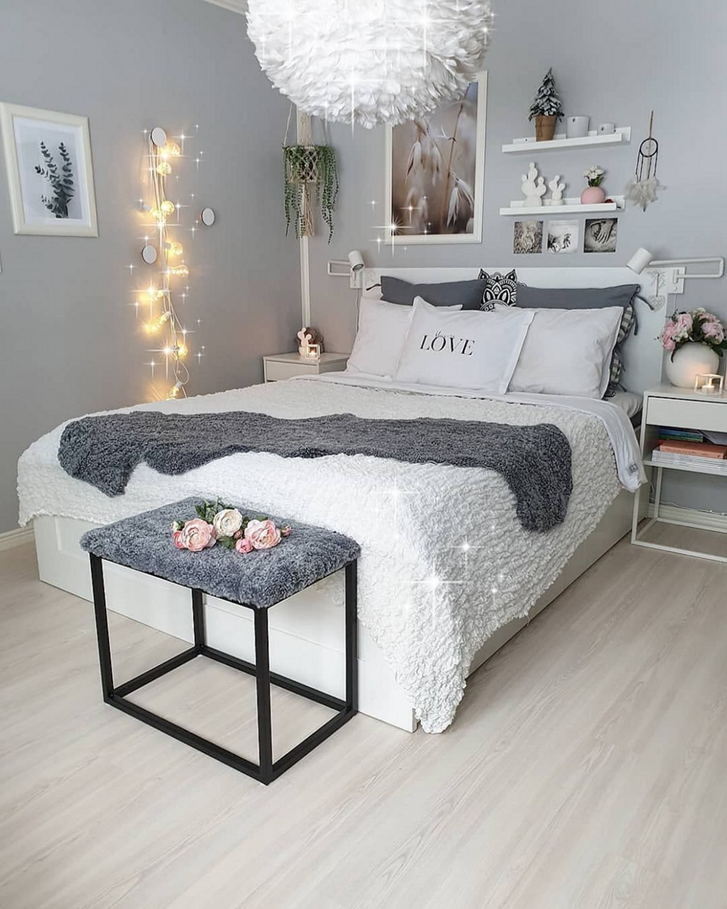 8 Gorgeous Small Bedroom Decorating Ideas That Look More Stylish  - Bedroom Ideas B&Q