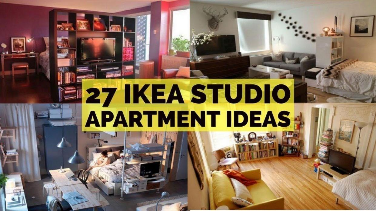 8 IKEA Studio Apartment Ideas. Home Decor Ideas