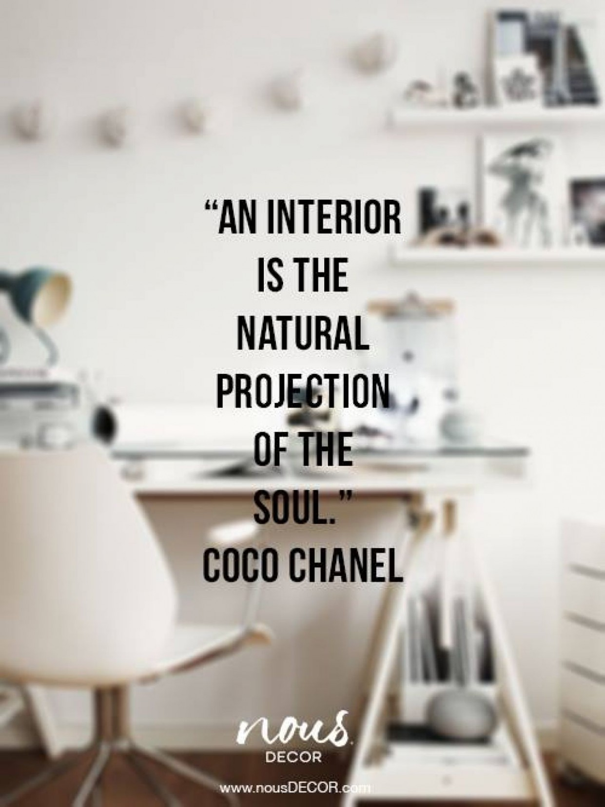 8 Rousing Quotes to Fuel Your Next Project  Interior design  - Apartment Design Quotes
