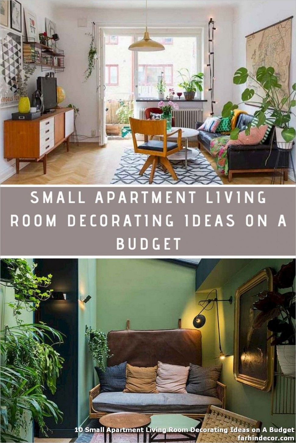 8 Small Apartment Living Room Decorating Ideas on A Budget  - Apartment Design Brief