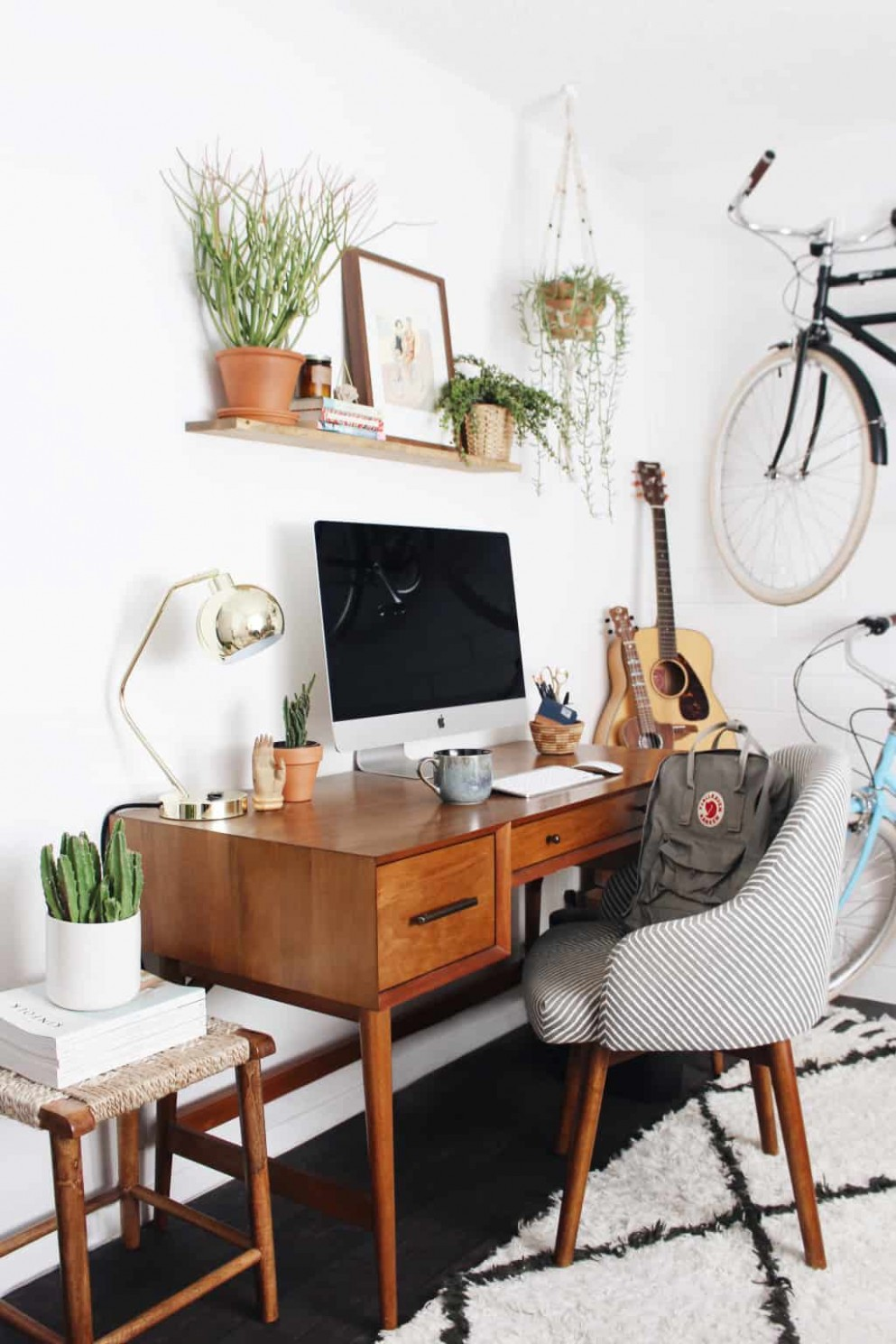 8 Small Home Office Ideas That Will Make You Want To Work  - Home Office Ideas Cute