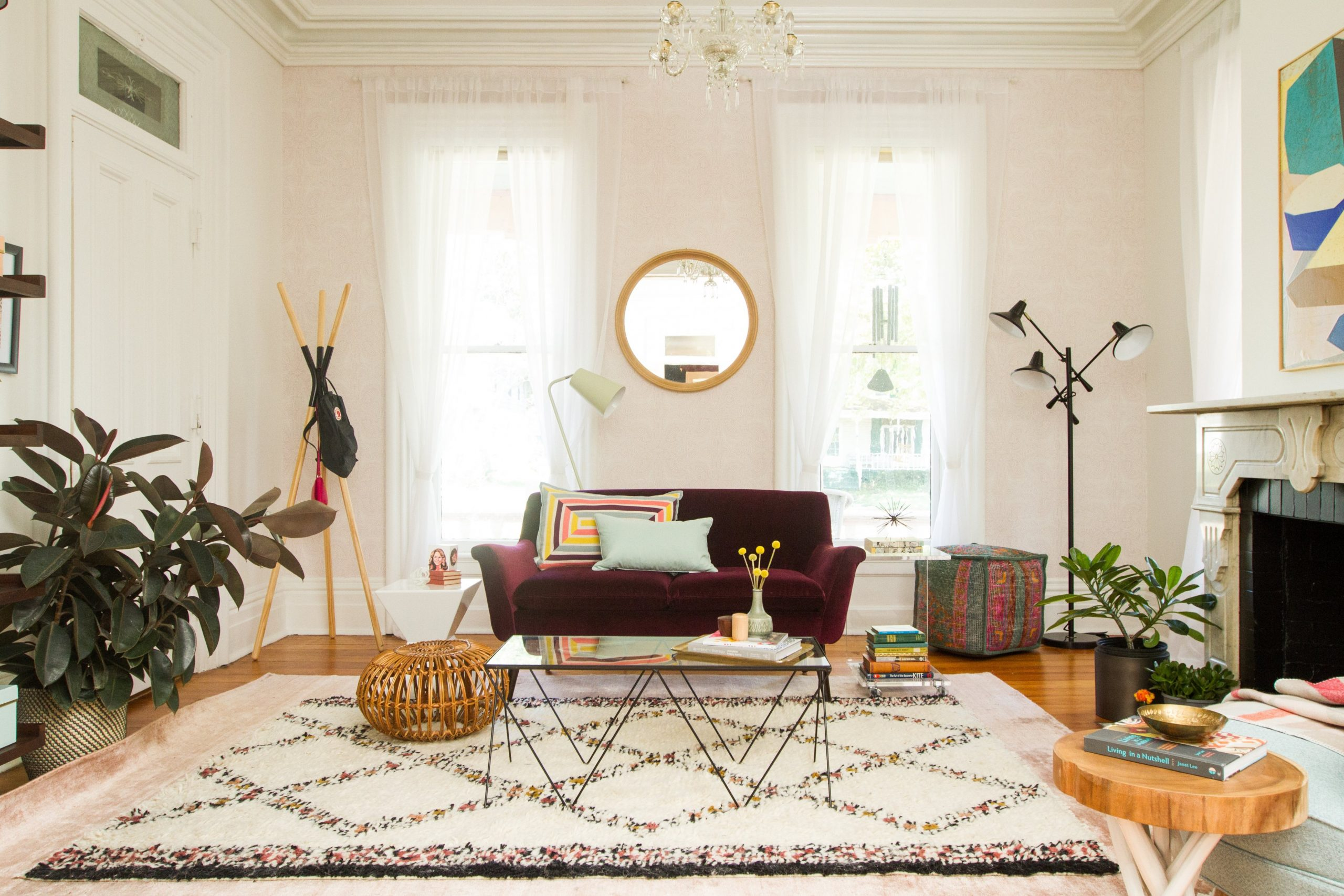 8 Small Living Room Decorating & Design Ideas - How to Decorate a  - Living Room Ideas Apartment Therapy