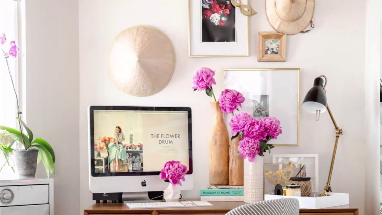 8 Standout small home office design ideas - Home Office Ideas Youtube