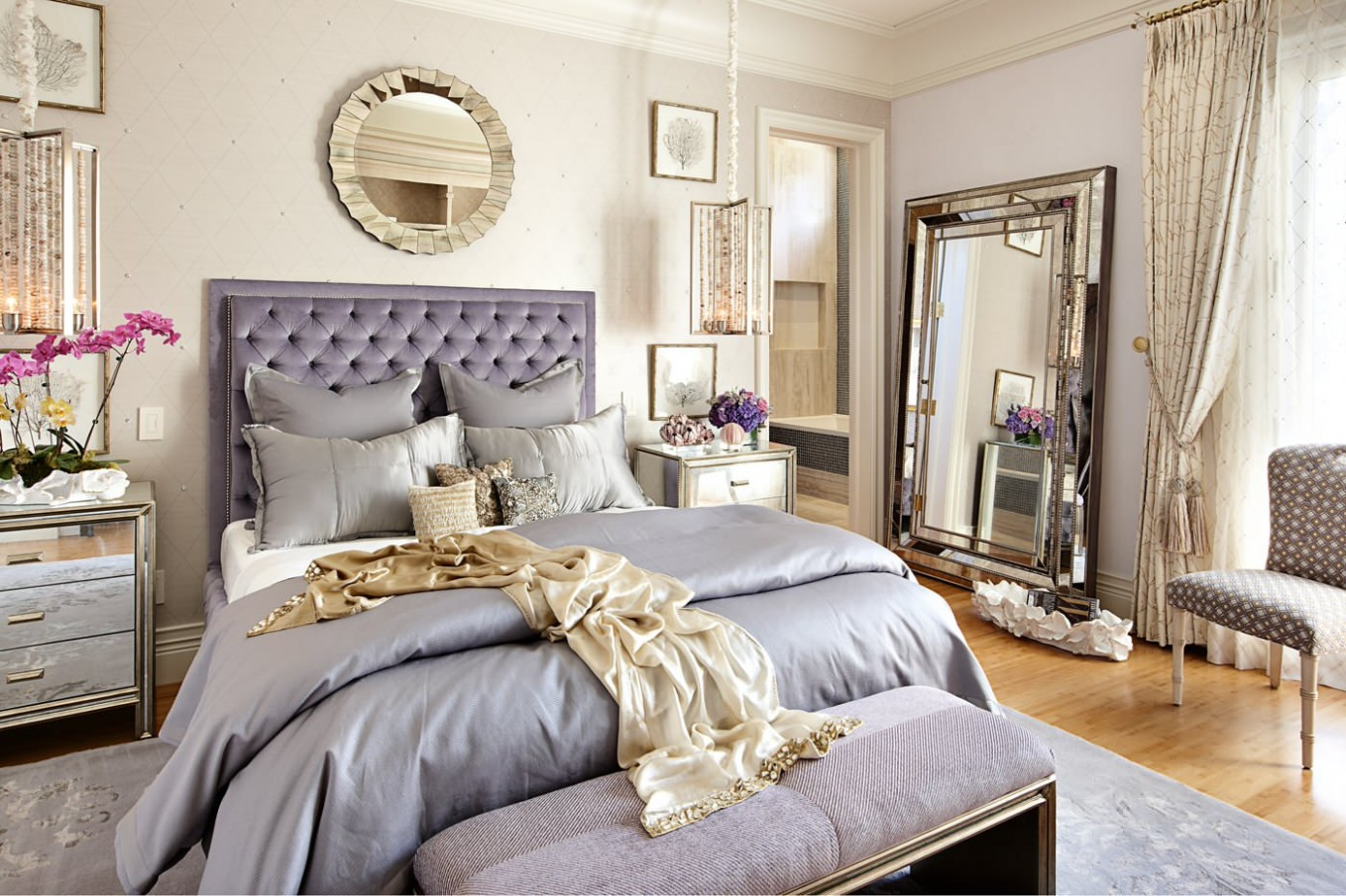 8 Steps To A Girly Adult Bedroom – Shop Room Ideas - Bedroom Ideas Adults
