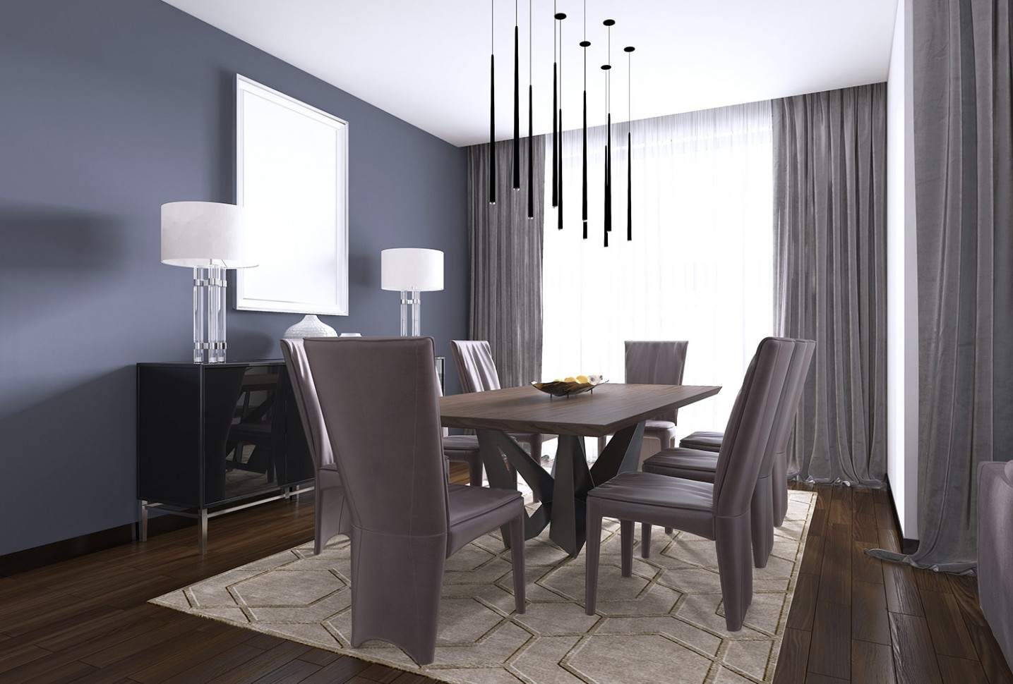 8 Trendy Dining Room Wall Colors to Transform Your Space  Shutterfly - Dining Room Ideas Colours