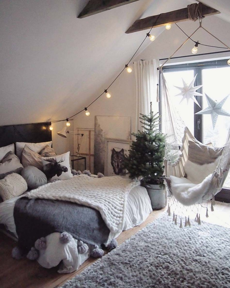 8 Ultra-cozy bedroom decorating ideas for winter warmth  Dream  - Bedroom Ideas Cozy