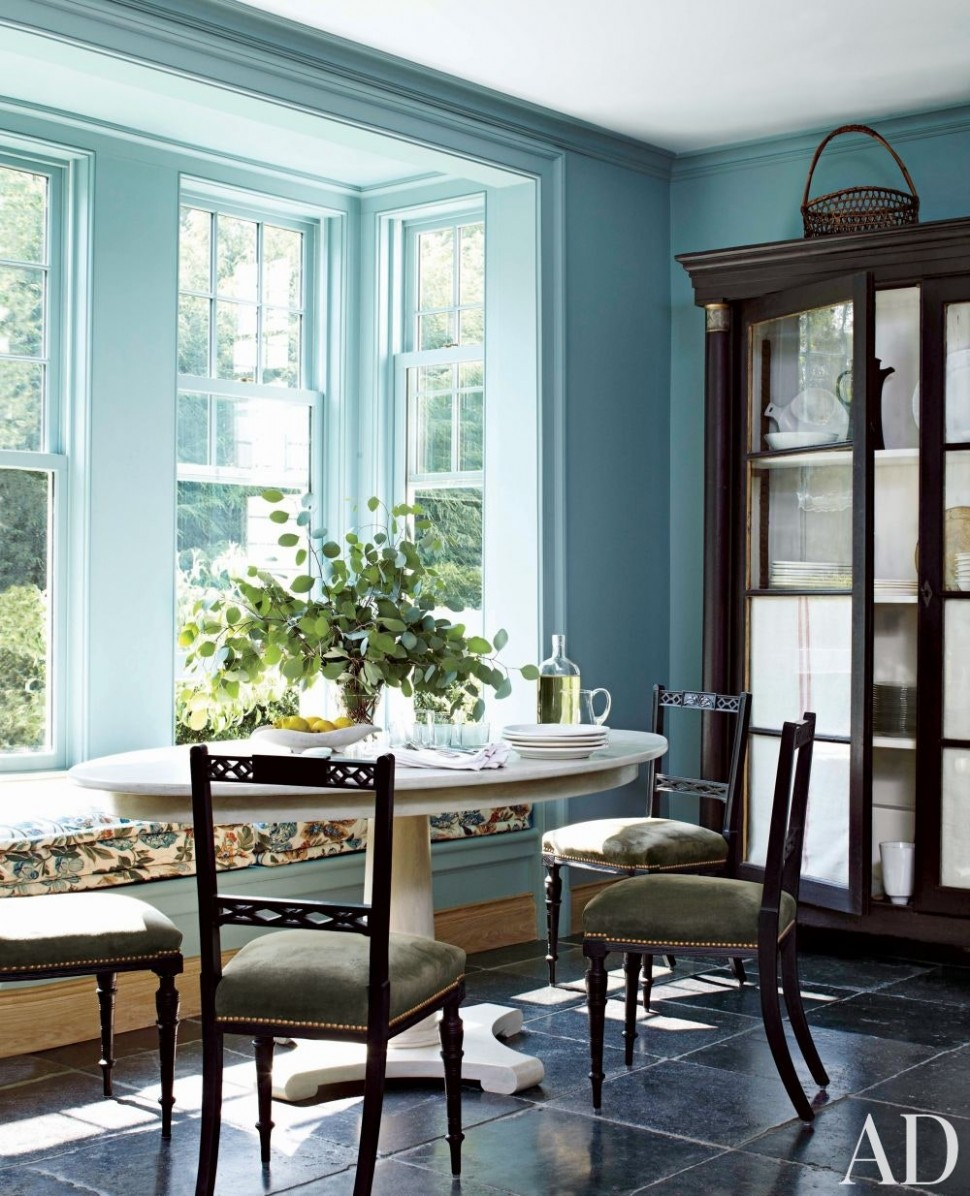 9 Bay Window Ideas by Room and Budget  Architectural Digest - Window Ideas For Dining Room
