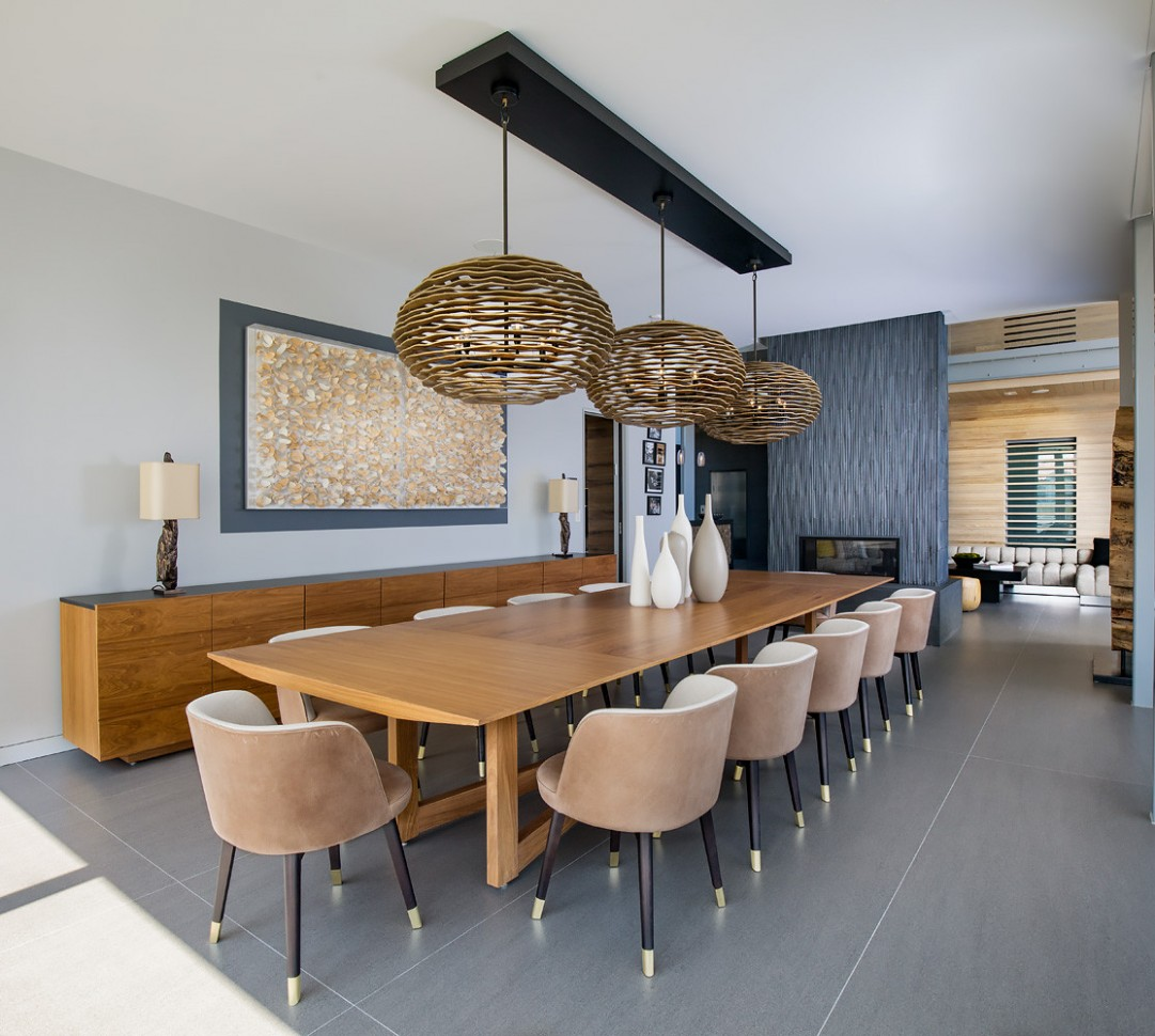 9 Beautiful Dining Room Pictures & Ideas - November, 9  Houzz - Dining Room Area Ideas