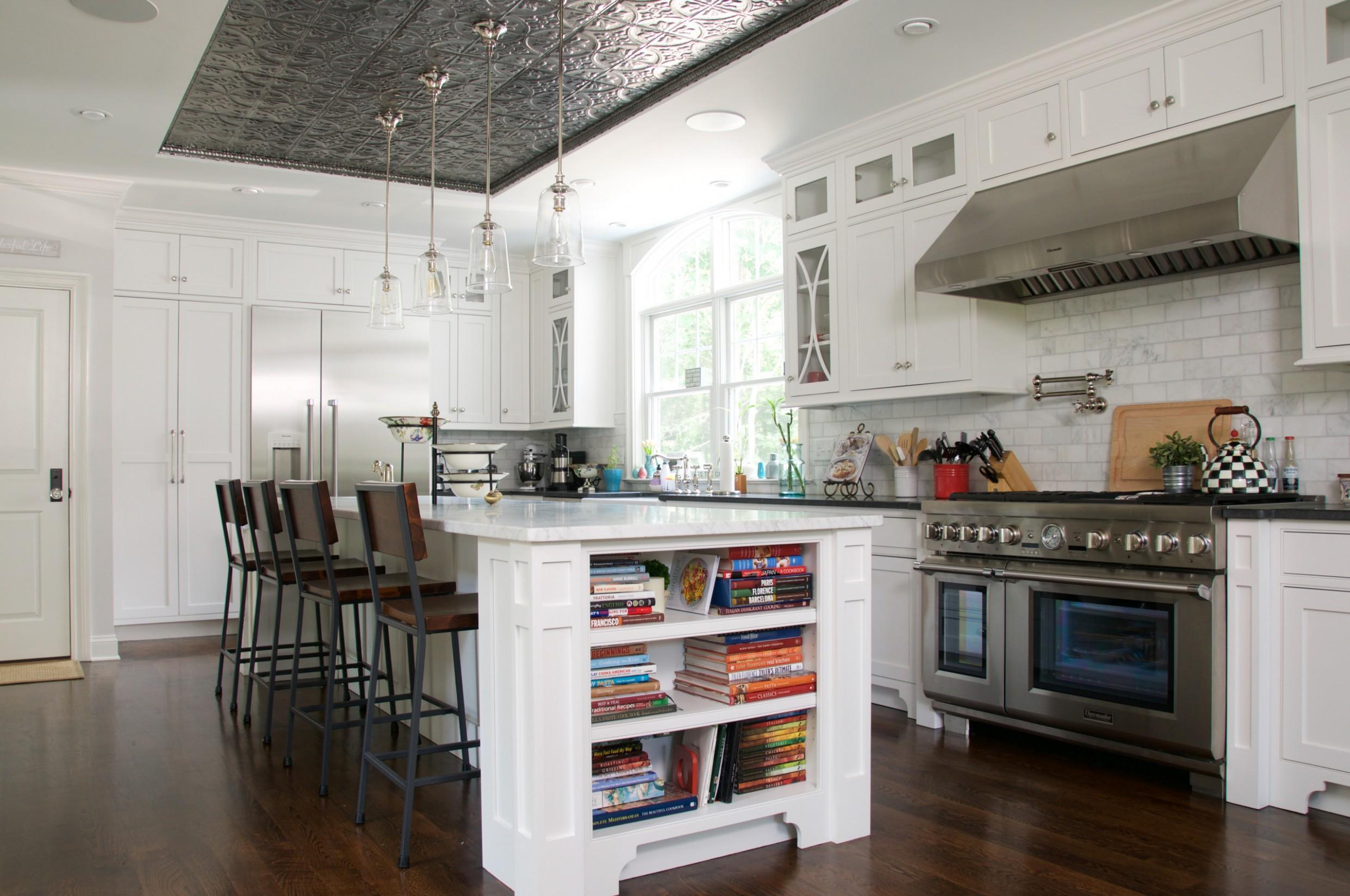 9 Beautiful Kitchen Pictures & Ideas - November, 9  Houzz - Bedroom Kitchen Ideas