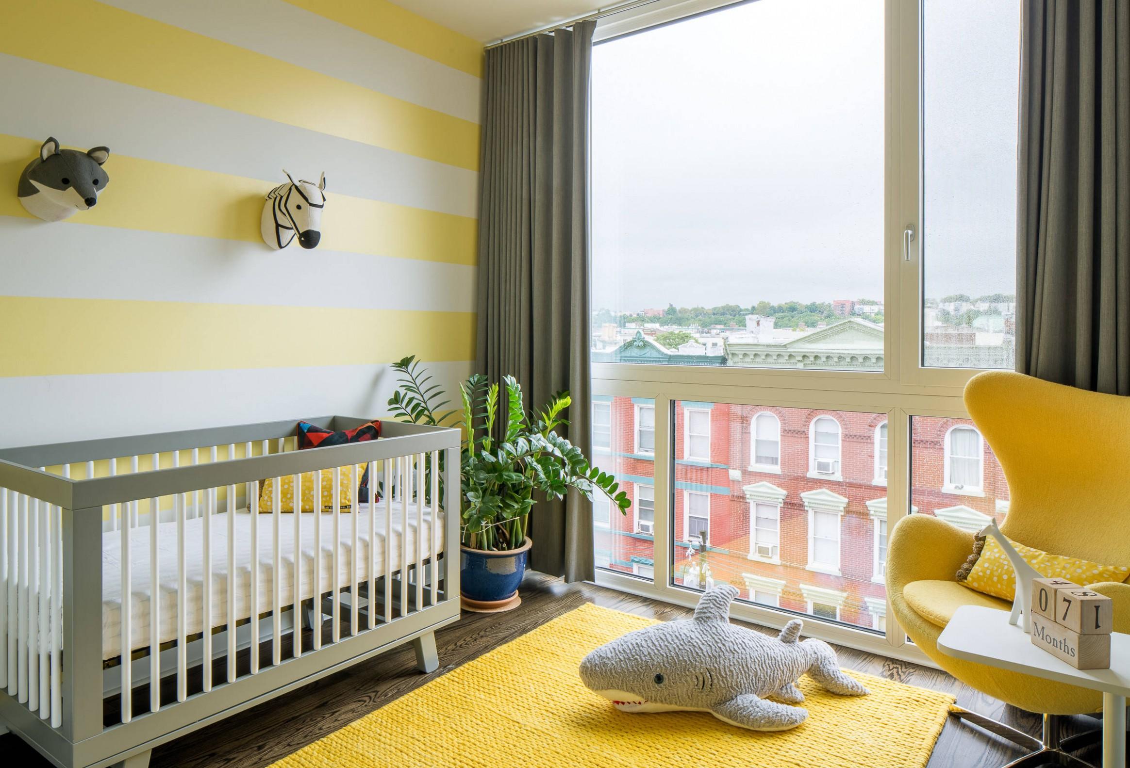 9 Beautiful Yellow Nursery Pictures & Ideas - November, 9  Houzz - Baby Room Yellow