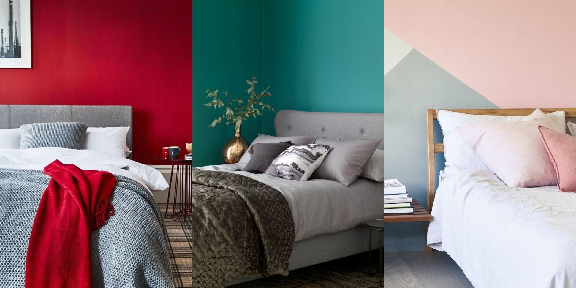 9 Bedroom Colour Ideas - Bedroom Paint Ideas - Bedroom Colour Ideas