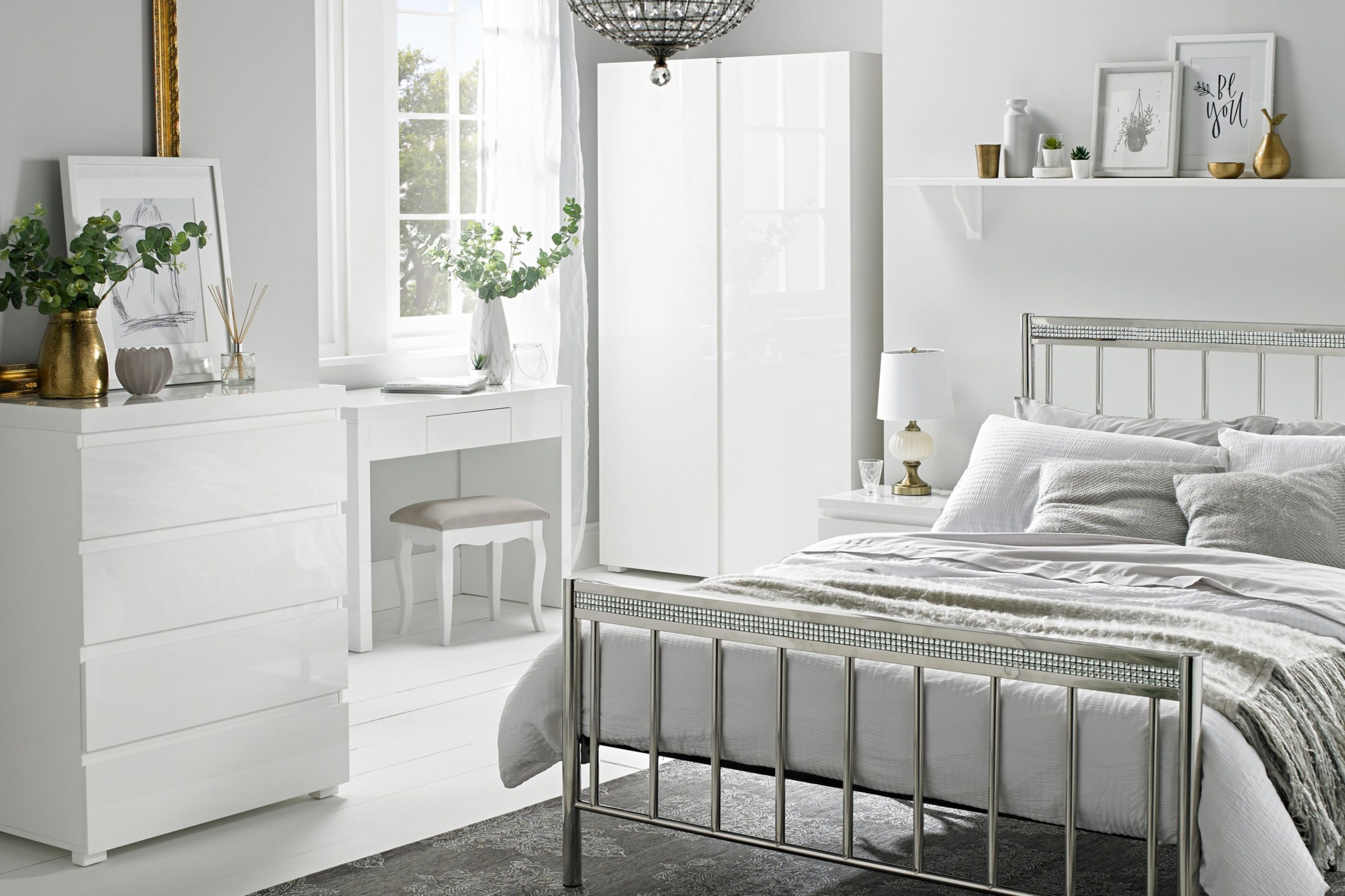 9 Bedroom Ideas To Help You Sleep Better In 9  Home Store Living - Bedroom Ideas Uk 2020