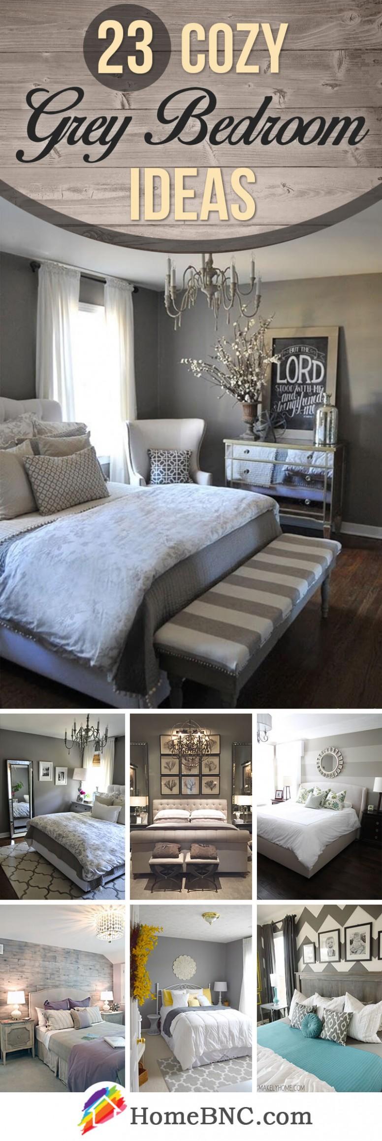 9 Best Grey Bedroom Ideas and Designs for 9 - Bedroom Ideas Uk 2020