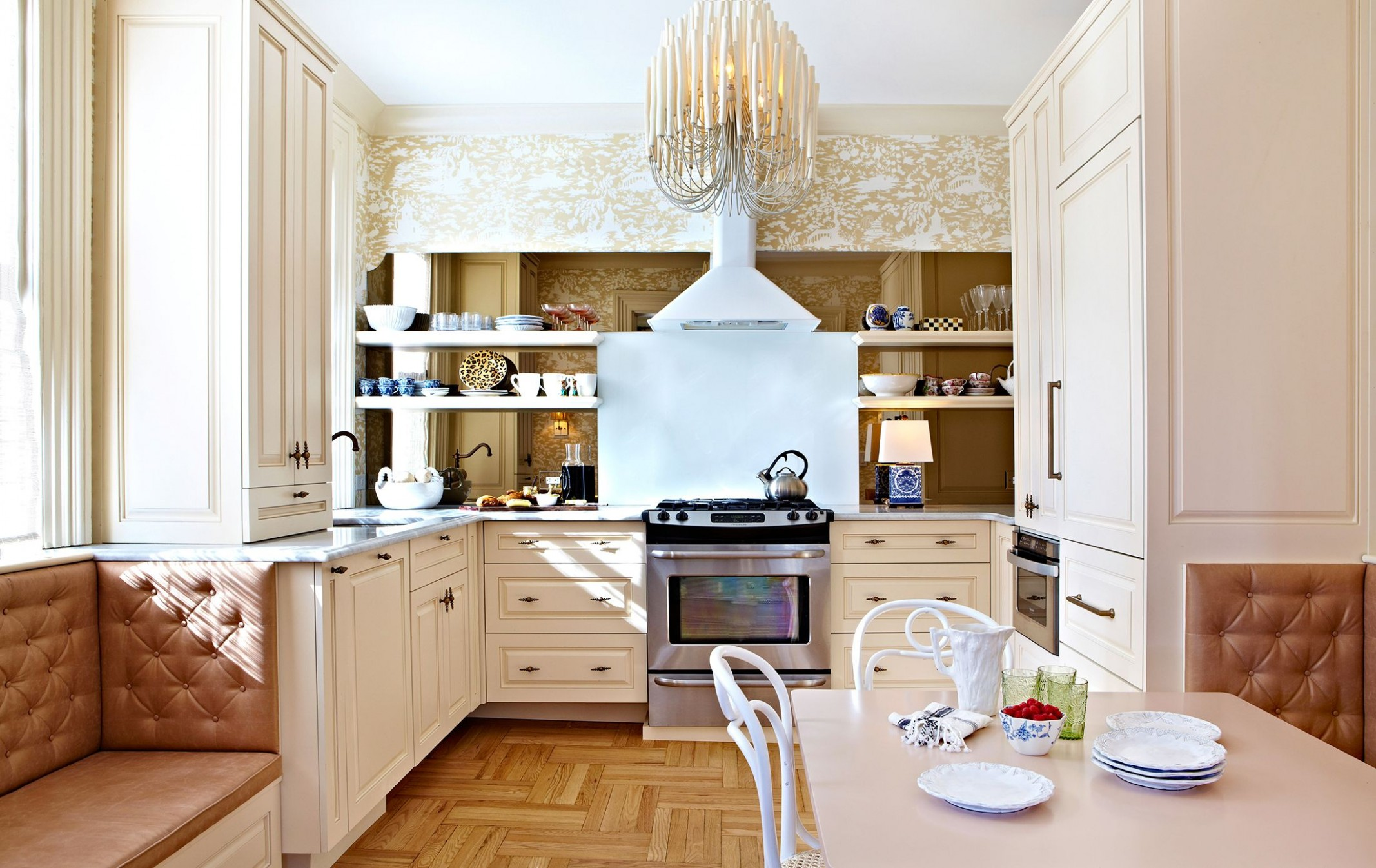 9 Best Small Kitchen Design Ideas - Decor Solutions for Small  - Bedroom Kitchen Ideas