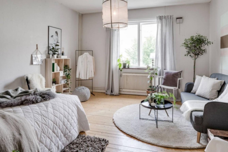 9 Cozy Minimalist Studio Apartment Decor Ideas - ROUNDECOR  - Minimalist Apartment Decor Ideas