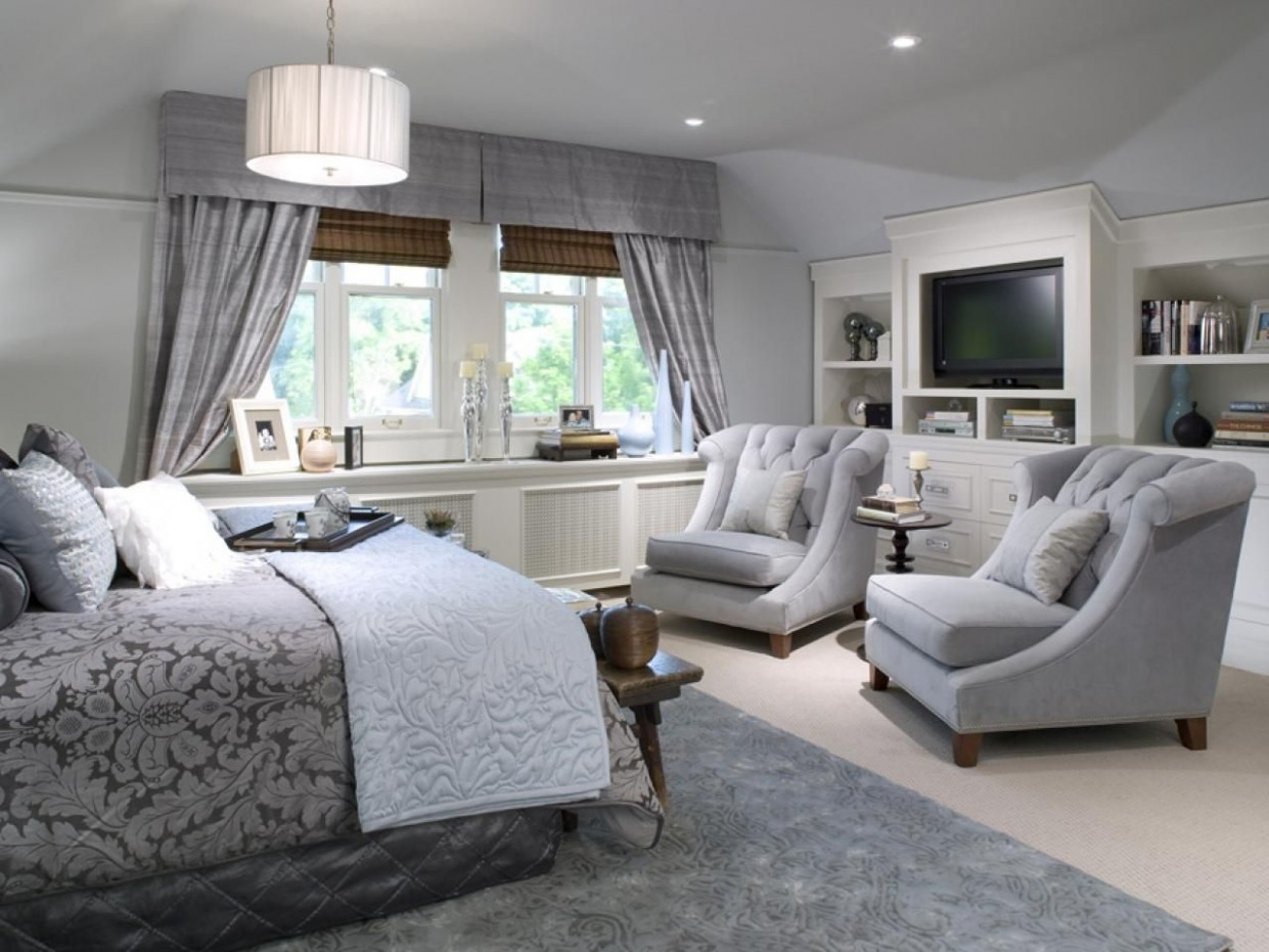 9 Divine Master Bedrooms by Candice Olson  Luxury bedroom master  - Bedroom Ideas With Tv
