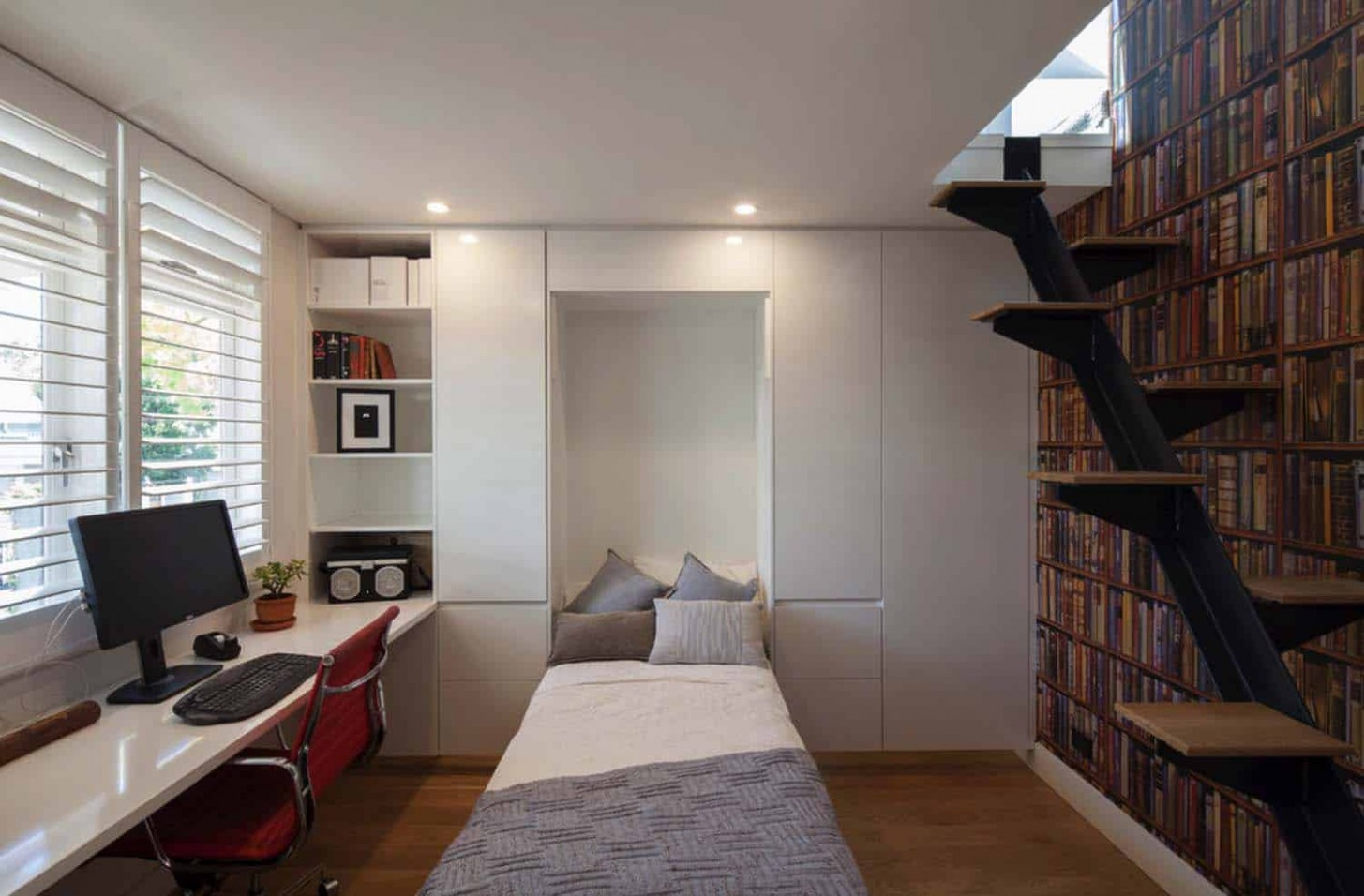 9 Fabulous ideas for a home office in the bedroom - Home Office Ideas In Bedroom