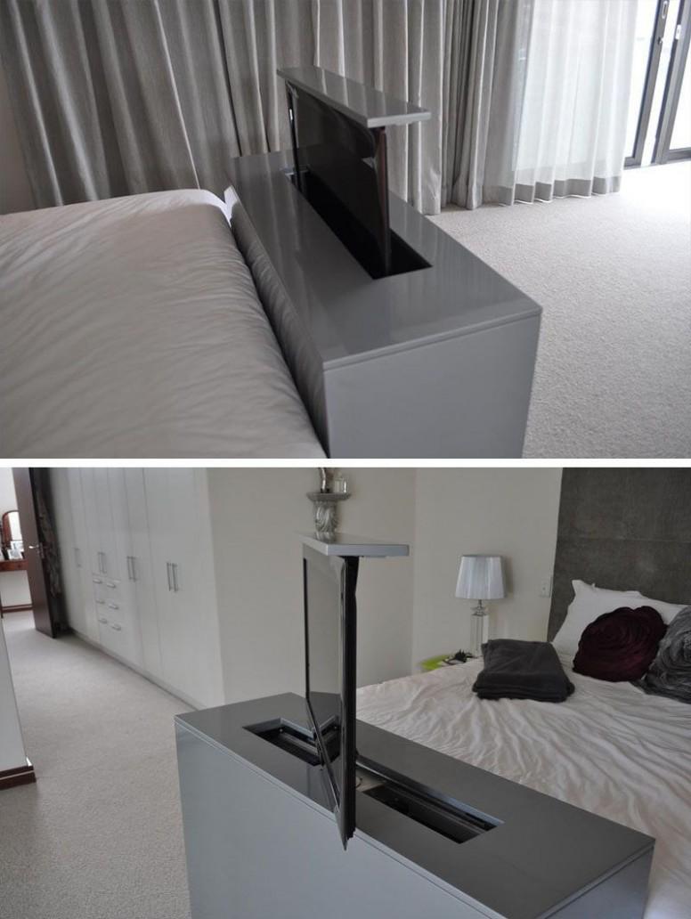 9 Ideas For Hiding A TV In A Bedroom  Hidden tv bedroom, Bedroom  - Bedroom Ideas With Tv