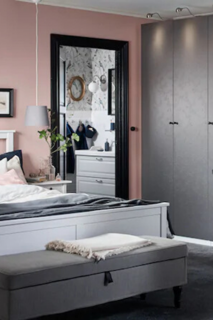 9 IKEA Bedroom Ideas Perfect for Small Spaces di 9 - Bedroom Ideas Uk 2020