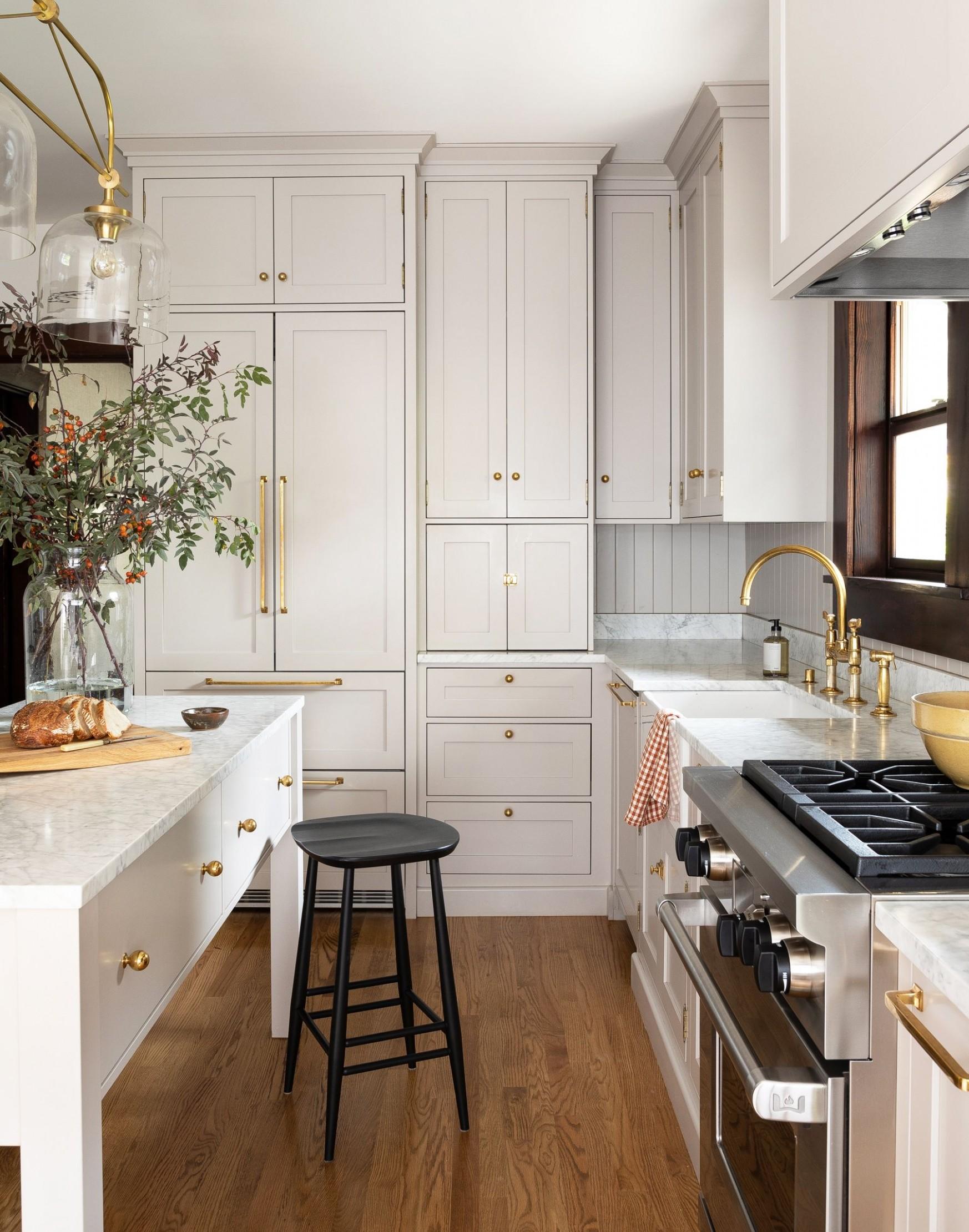 9 Kitchen Cabinet Design Ideas 9 - Unique Kitchen Cabinet Styles - Bedroom Kitchen Ideas