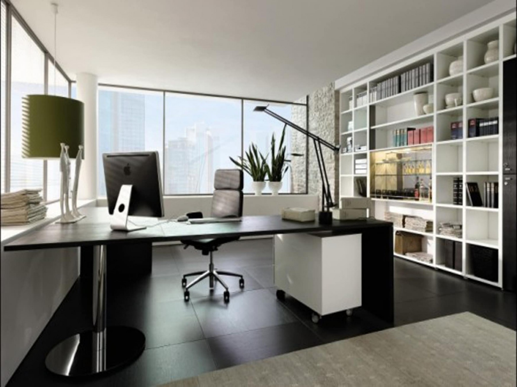 9+ Masculine Home Office Ideas & Inspirations  Man of Many - Home Office Ideas Man