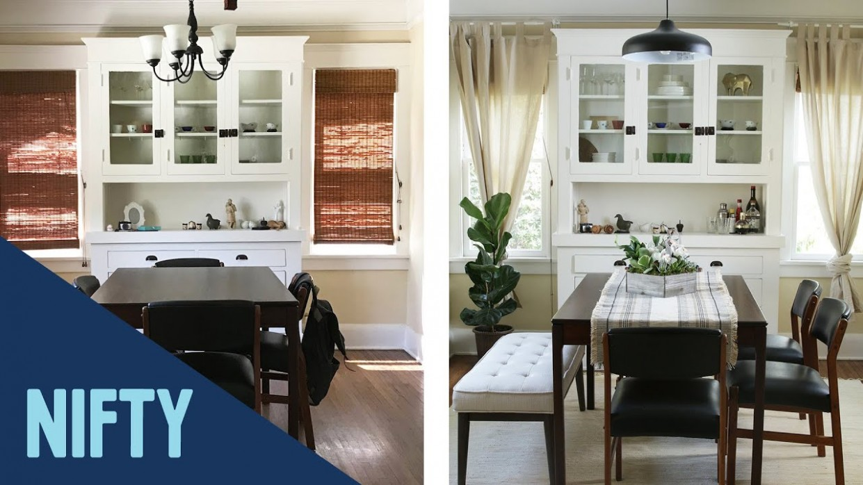9 Simple Ways to Upgrade A Dining Room - Dining Room Ideas Simple