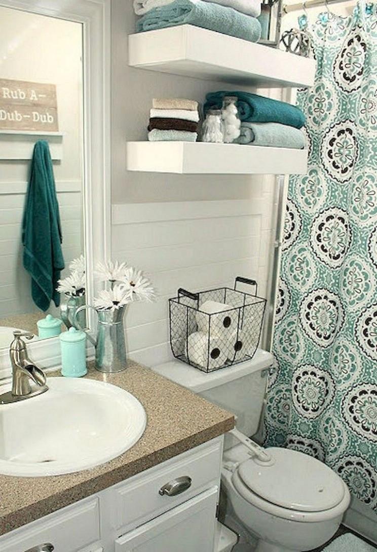 9+ Small Apartment Bathroom Decoration Ideas  Diy small  - Small Apartment Decorating Ideas Bathroom